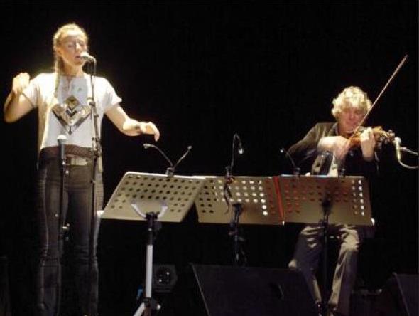 Concert Didier LOCKWOOD et Anne-Claire PROST