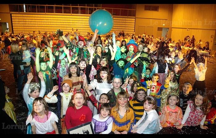 Carnaval des enfants au W