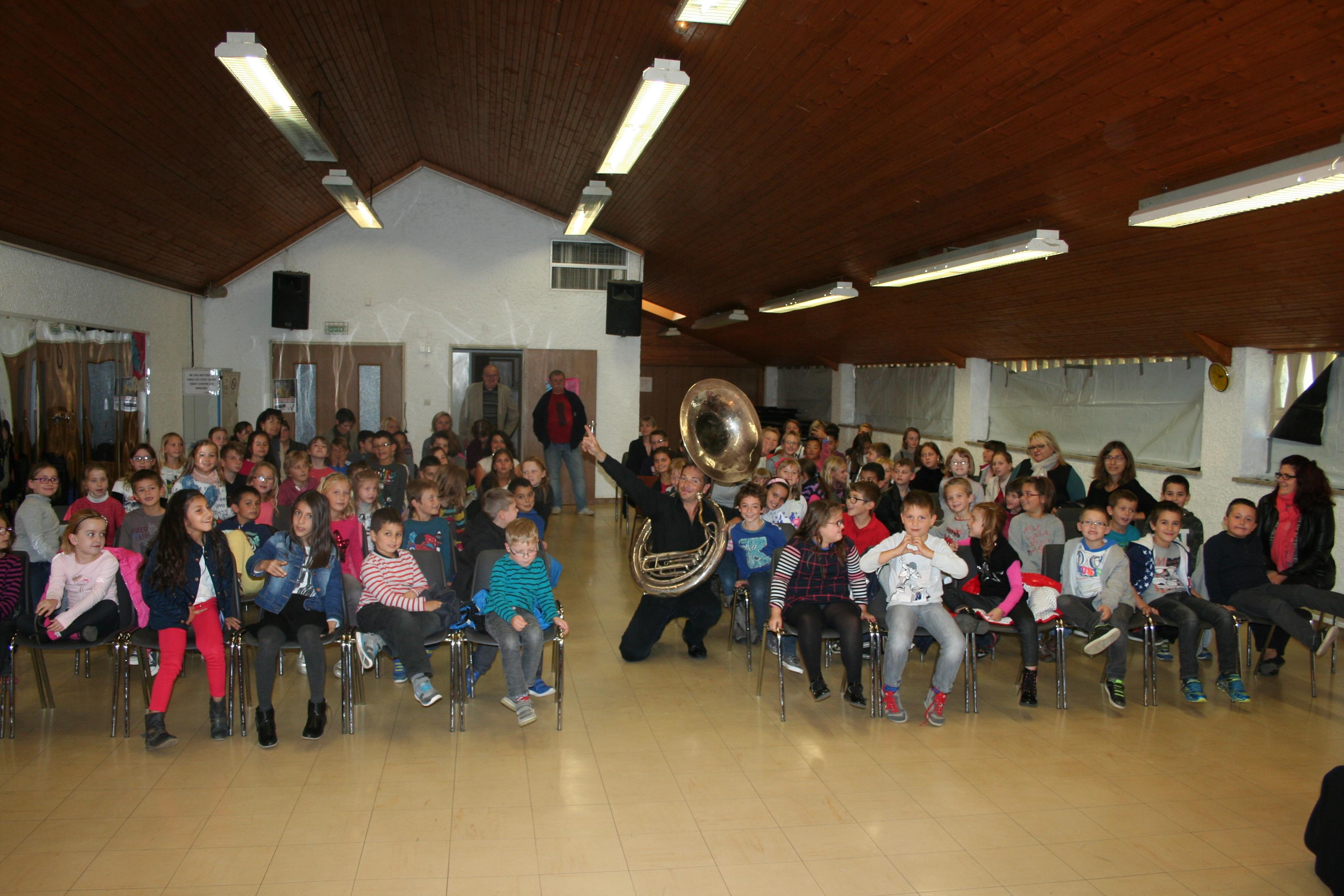 ANIMATION MUSICALE pour Jeunes Publics