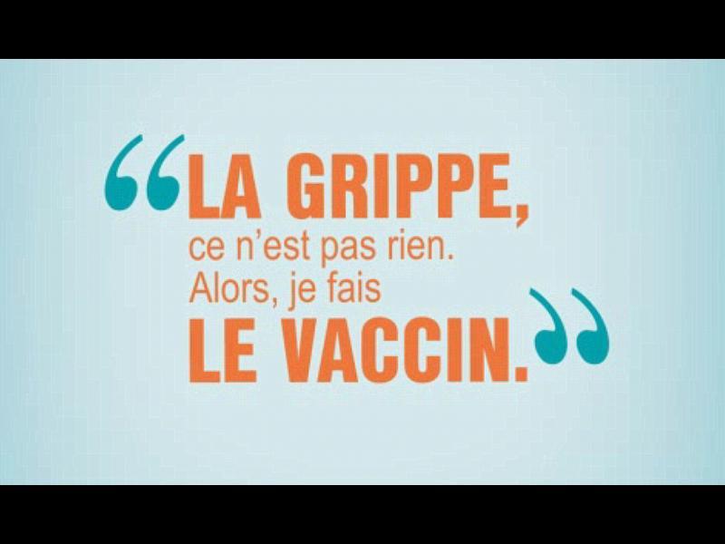 GRIPPE : Pour éviter l'hospitalisation, passez à la vaccination