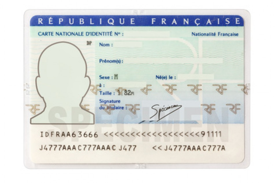 Du nouveau pour les cartes d'identité