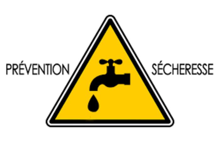 Situation de vigilance sécheresse