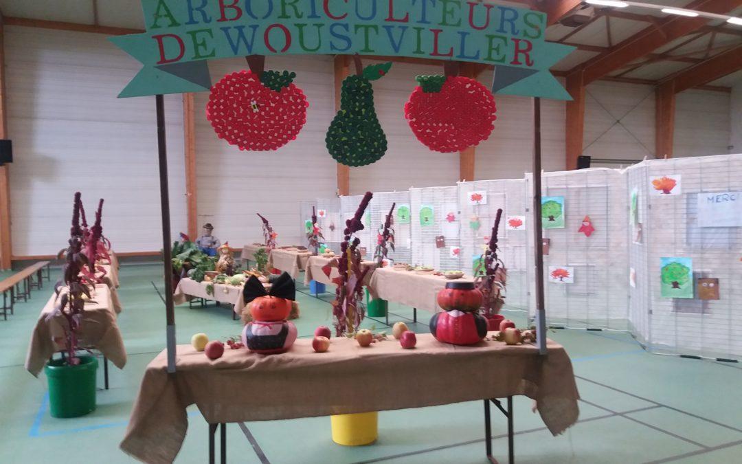Expo fruits des arboriculteurs