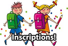 Inscriptions école maternelle du Chambourg