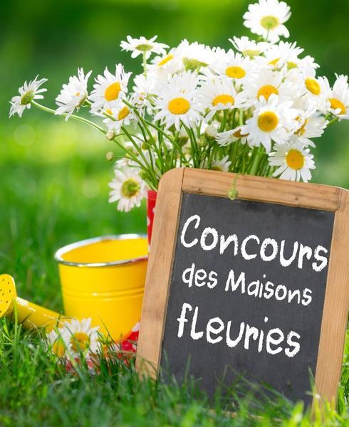 Inscription au concours des maisons et jardins fleuris 2018