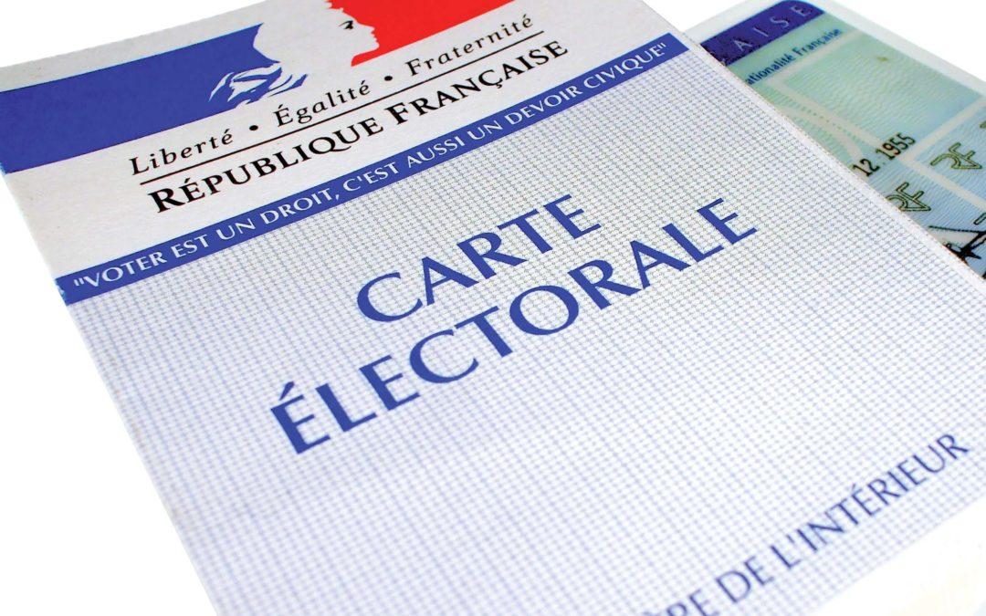 Date limite de dépôt des demandes d'inscription sur les listes électorales