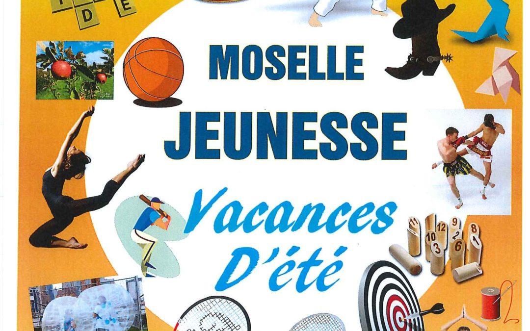Un été Moselle Jeunesse à Woustviller