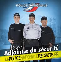 Recrutement adjoints de sécurité ADS