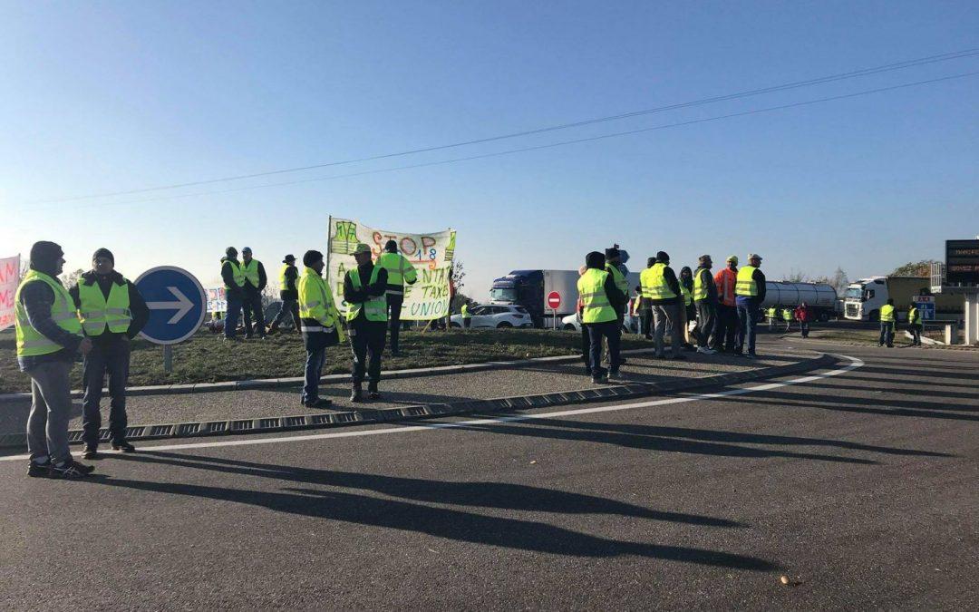 Arrêté interdiction de manifestation sur le département de la Moselle