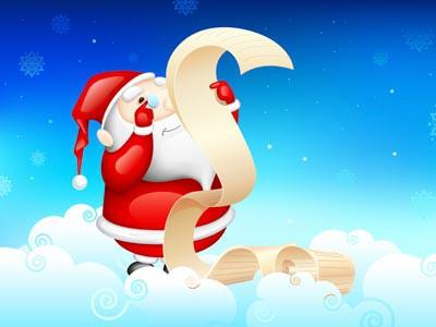 Le secrétariat du Père Noël est ouvert !