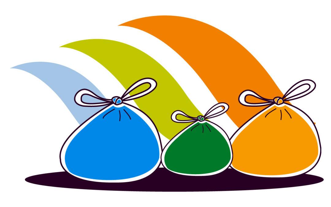 Organisation des collectes pour le weekend de Pâques