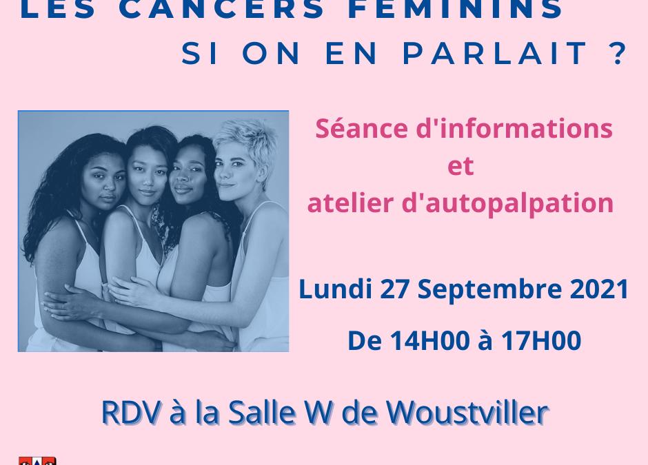 Les cancers féminins